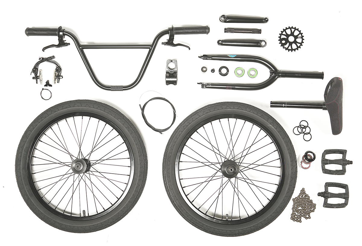 Pro Bike Build Kit