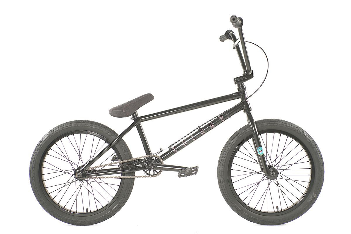 Colony BMX Tradition Pro complete bike Black