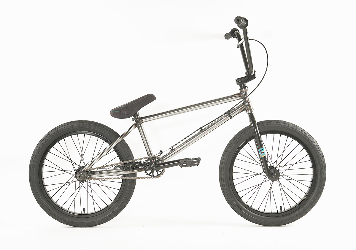Colony BMX Tradition Pro complete bike Raw