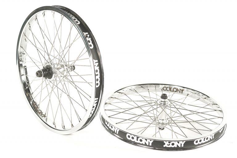 Contour 48H Wheel Set
