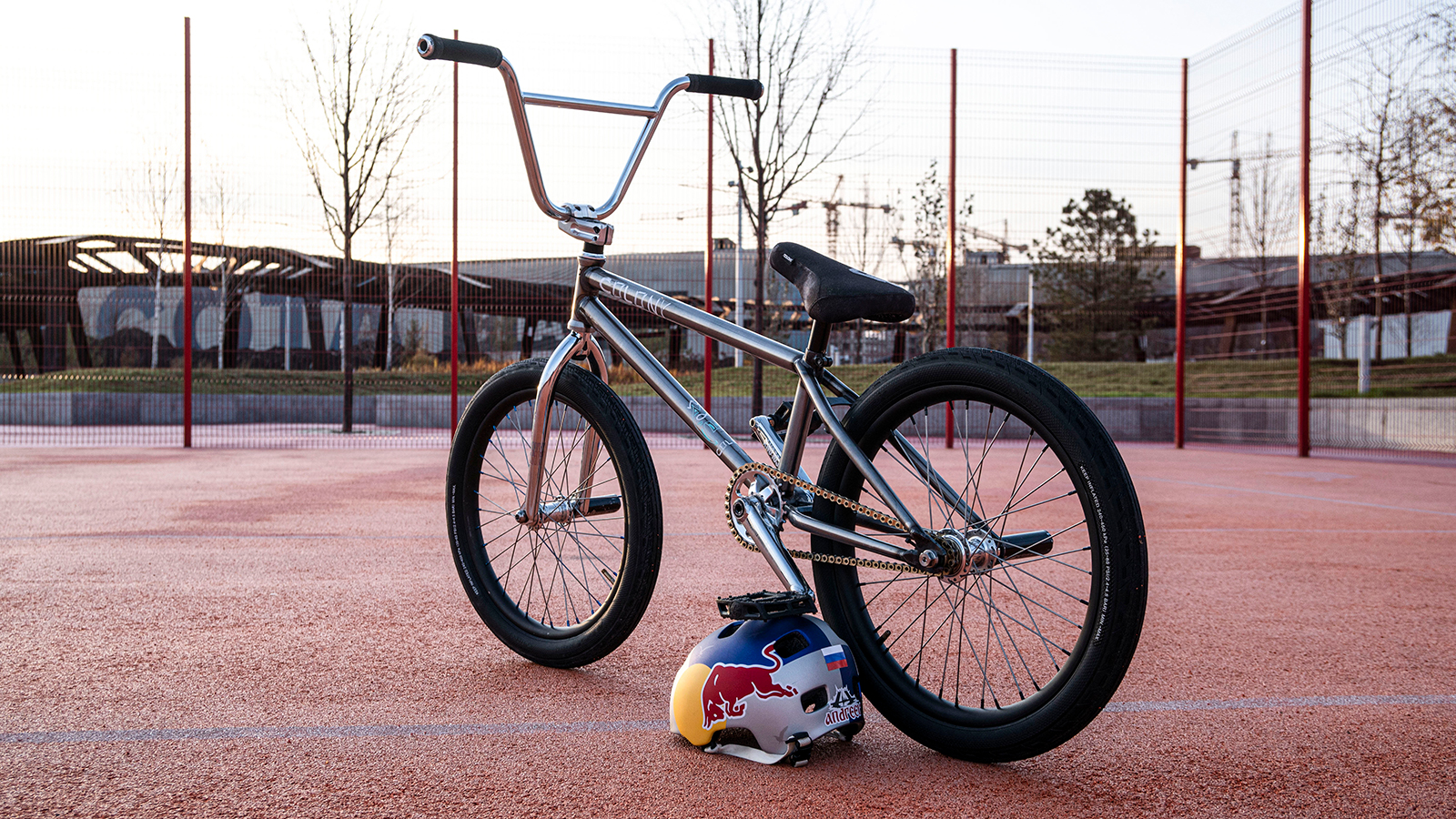 Konstantin Andreev Bike Check