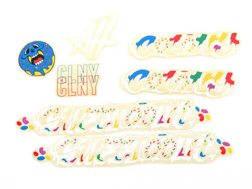 Colony Sweet Tooth frame sticker kit