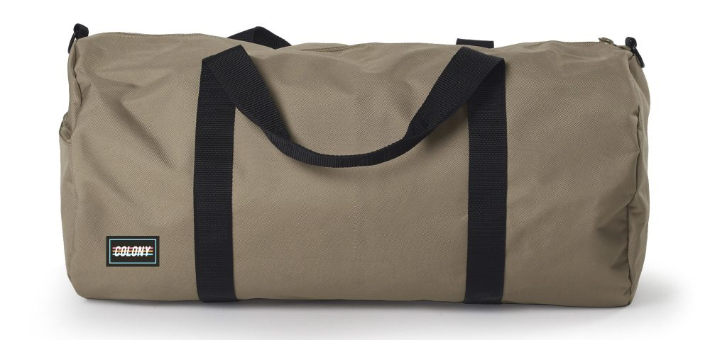 colony bmx duffel bag