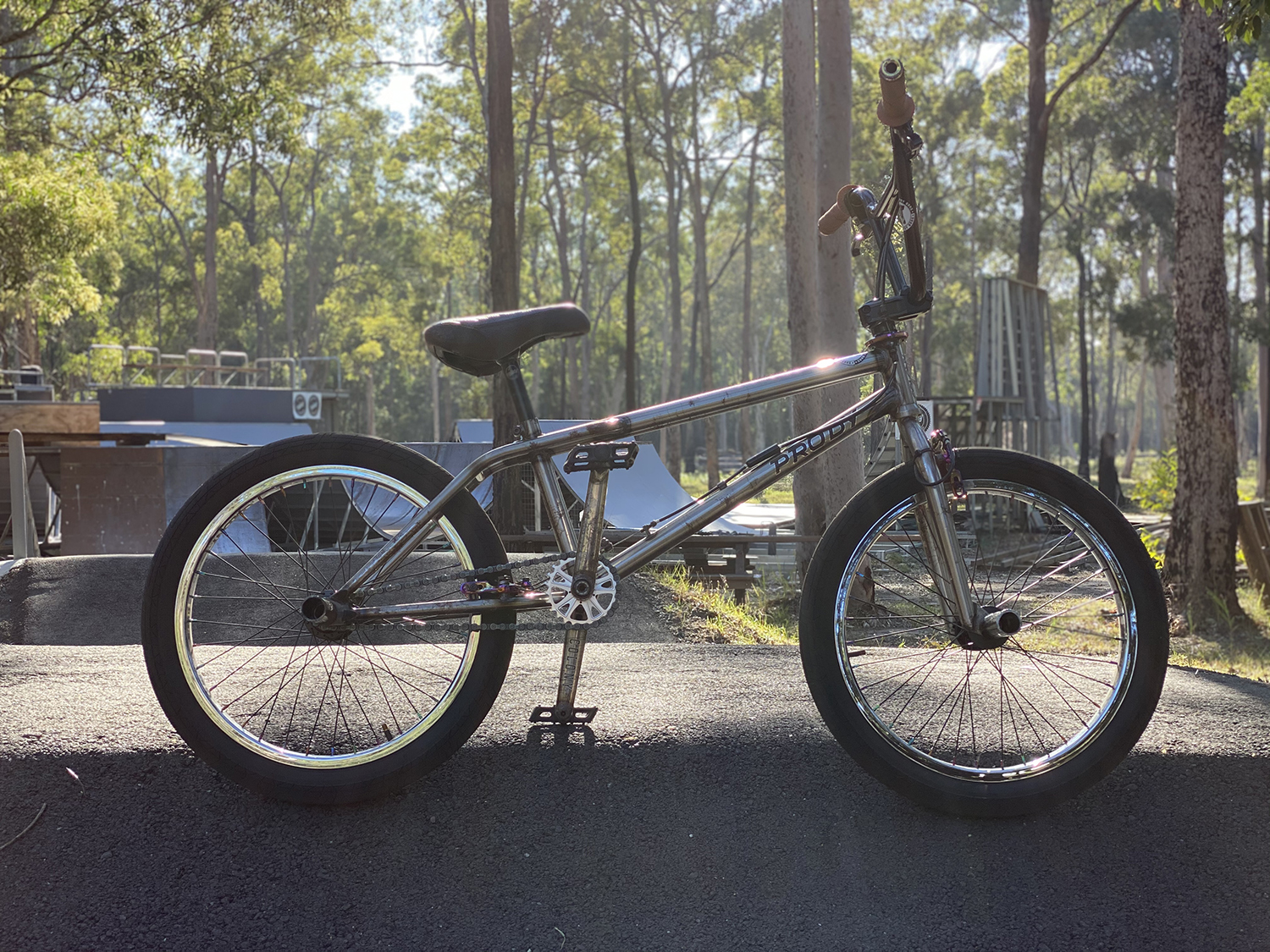 "Clint Millar ""Prody"" Bike Check"