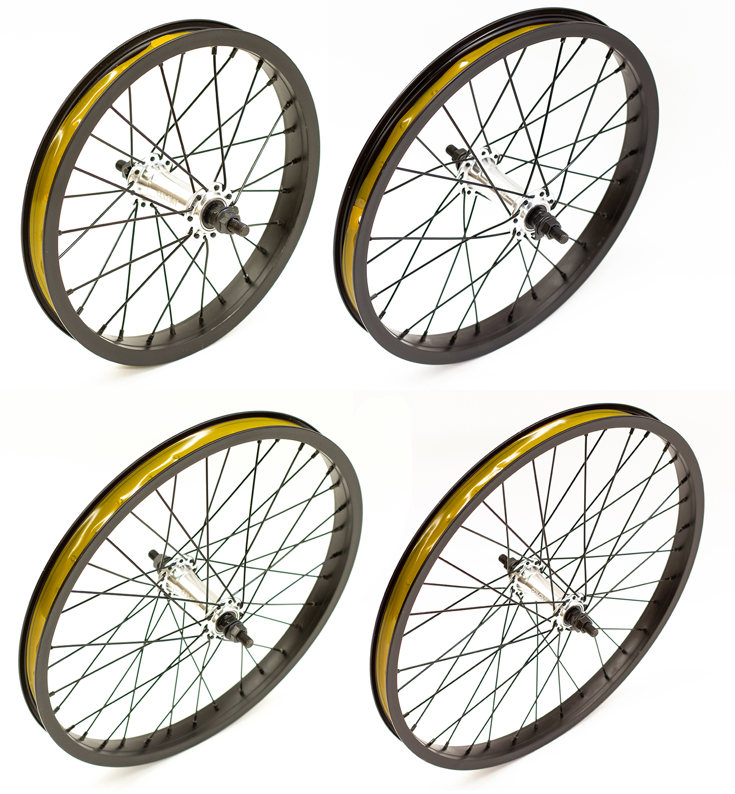 Colony Horizon BMX Wheel