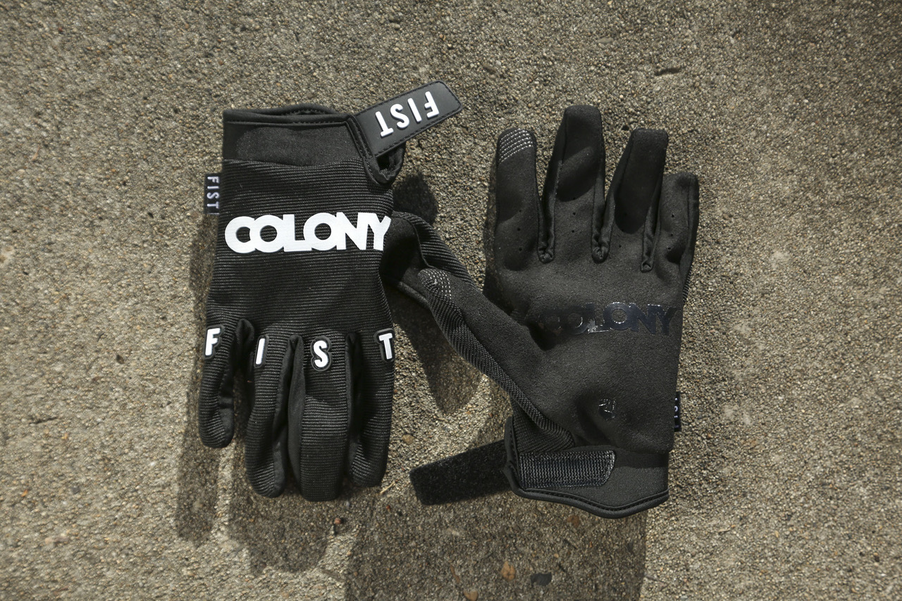 Colony FIST BMX Gloves