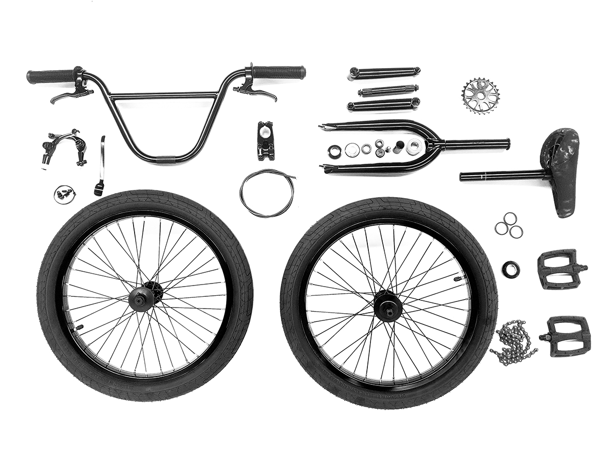 Expert Bike Build Kit