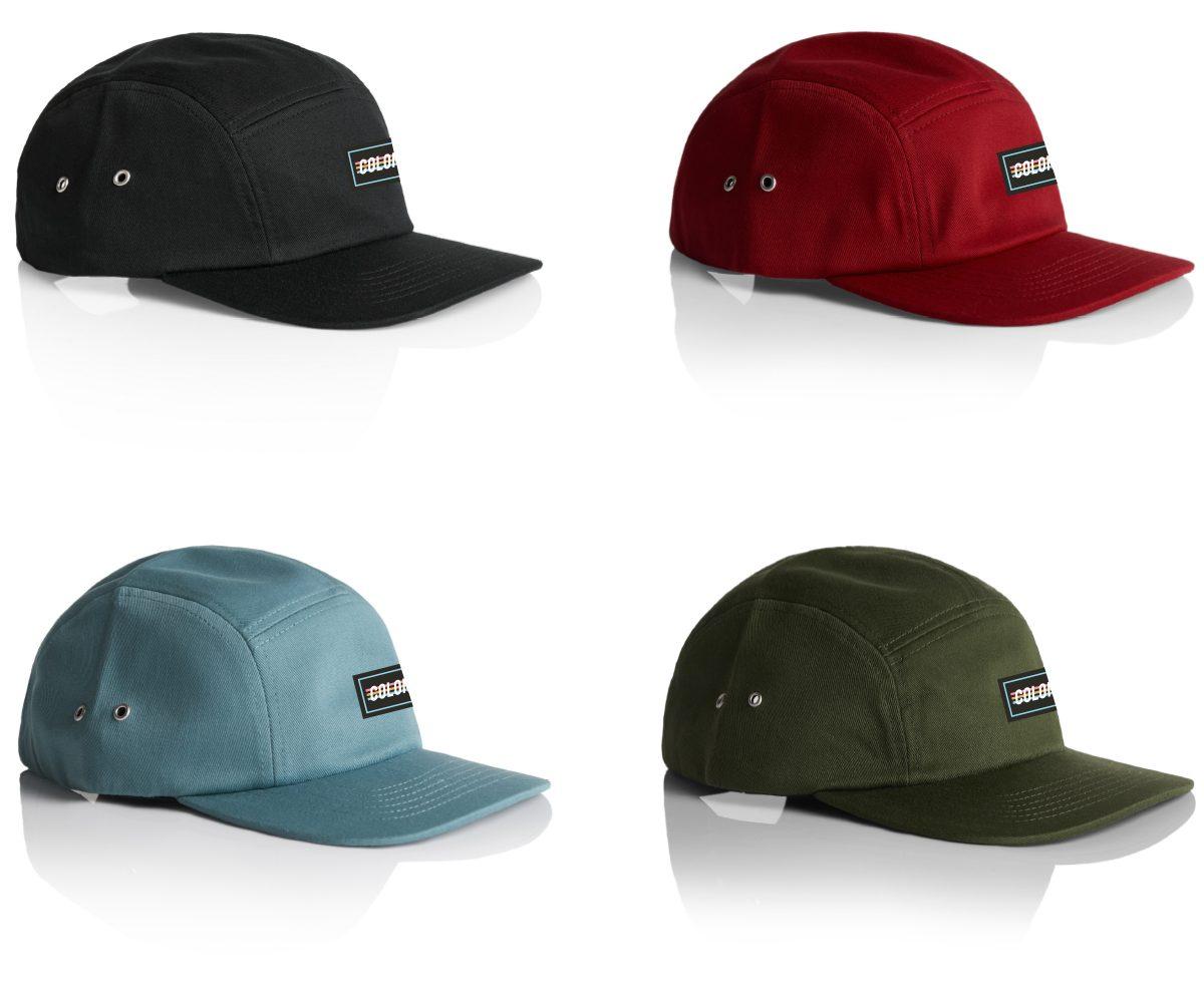 colony bmx hats