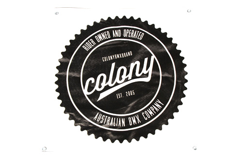 Colony Logo Banner