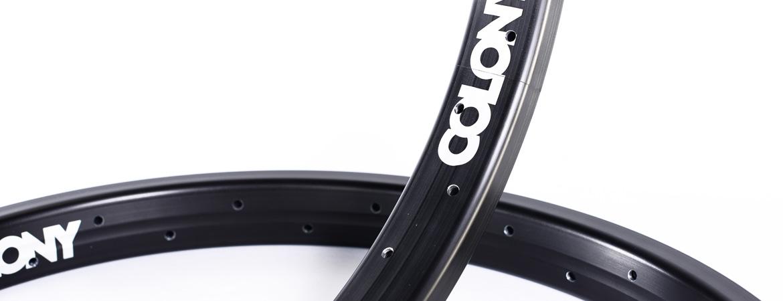 Colony BMX Pintour Rim Black