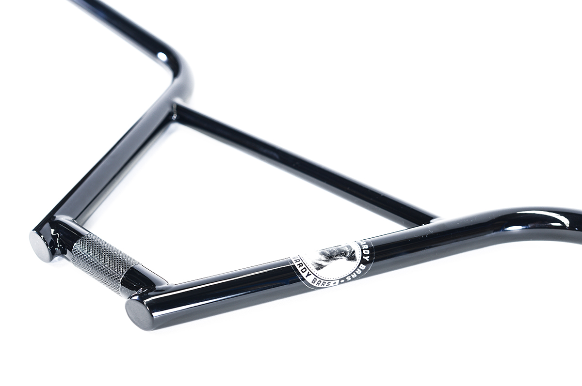 Colony BMX Hardy Bars Black