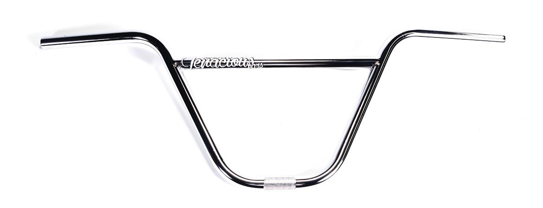 Colony BMX Tenacious Bars Chrome