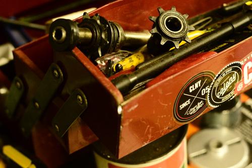 Hub Spare Parts