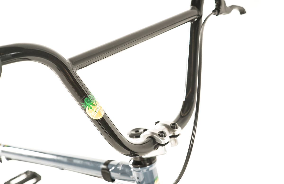 Colony Eclipse bike Grey