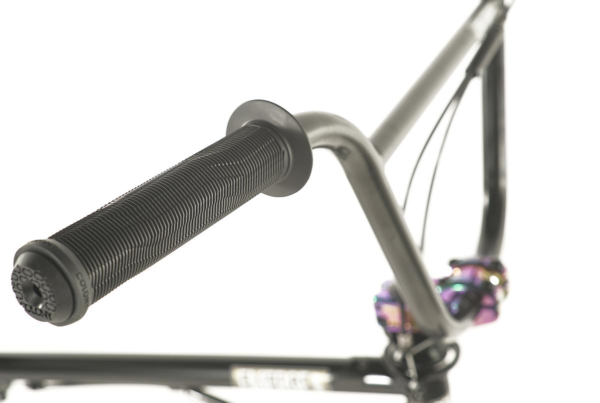 Colony BMX Emerge complete Bike Black Rainbow