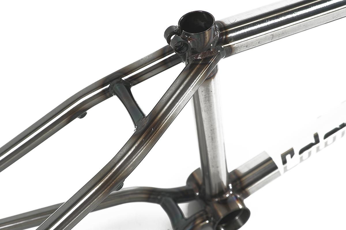 Colony BMX Monash frame Raw