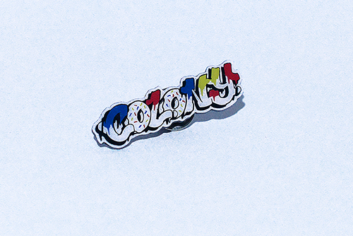 Sweet Tooth Pins