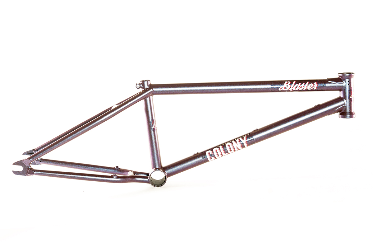 COLONY BLASTER BMX FRAME