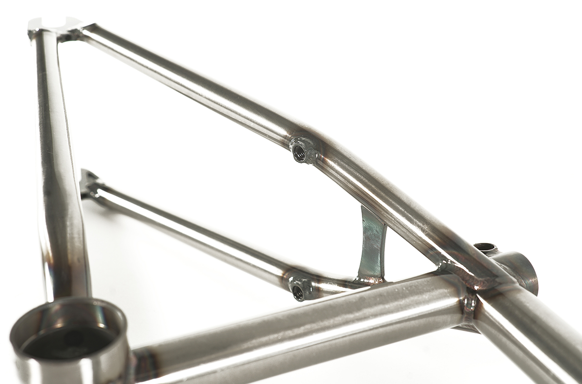 Colony BMX M8 Frame Raw