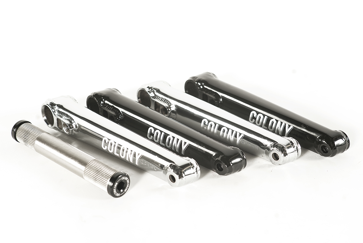Colony BMX Venator Cranks