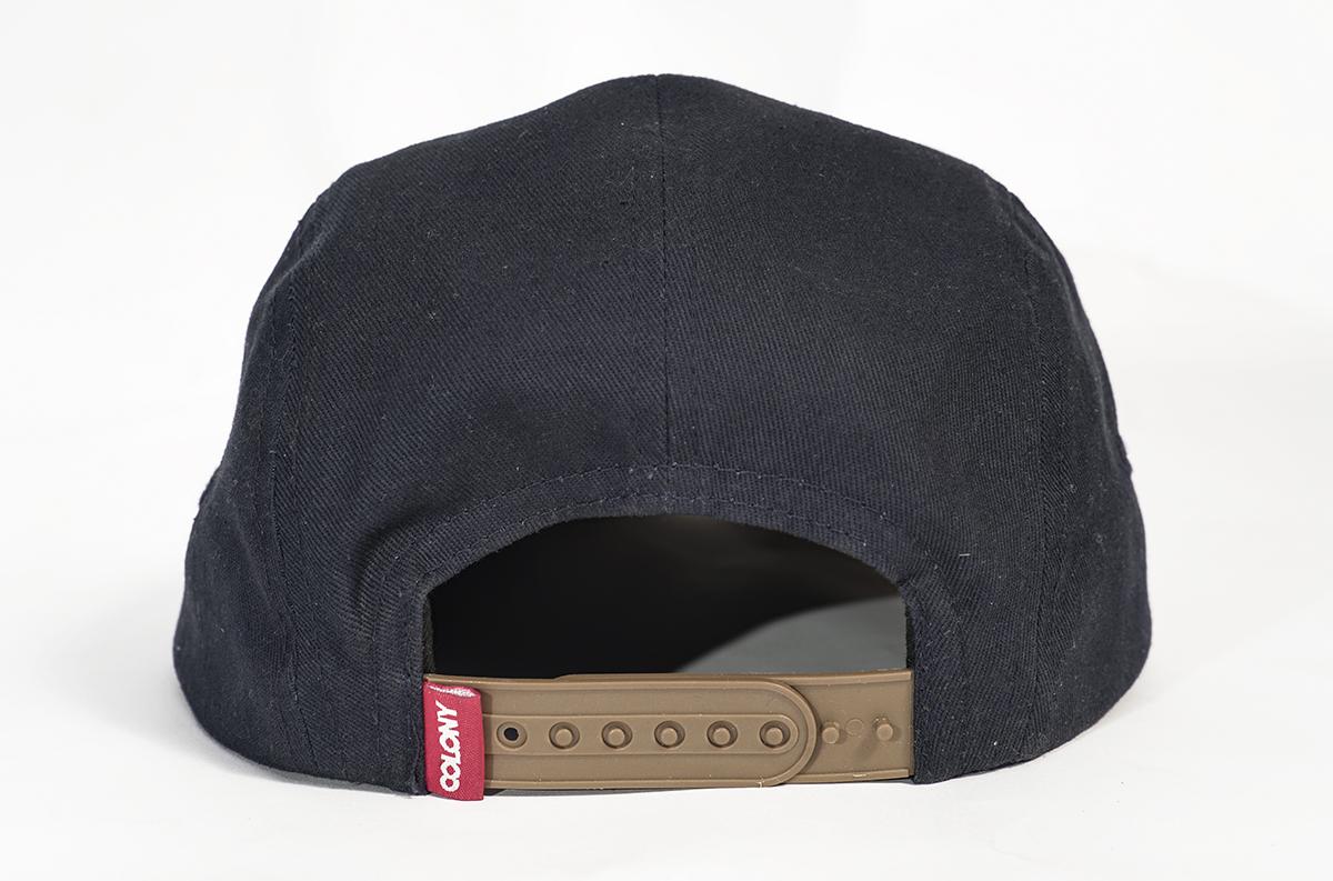 Colony 5 Panel Hat
