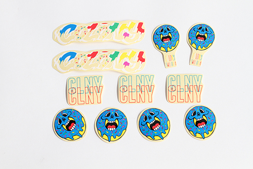 Colony Sweet Tooth Assorted Stickers